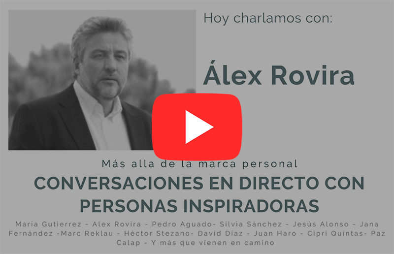 Video Alex Rovira