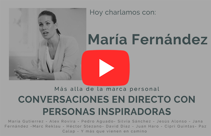 Video Maria Fernandez